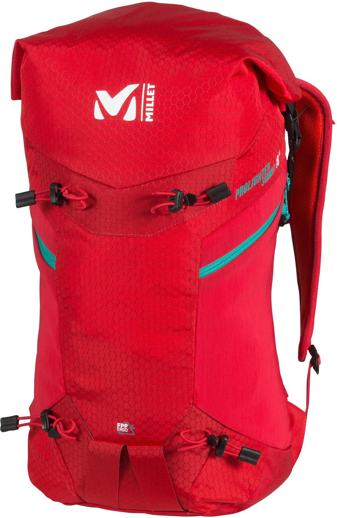 937d0a35d8e17 Millet Prolighter Summit 18 - Sac à dos - rouge sur CAMPZ !